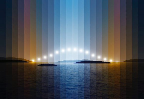 شبیه سازی نور خورشید نورپردازی انسان محور