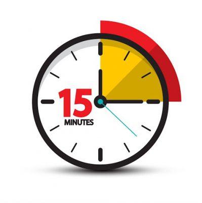 15 دقیقه رفع اشکال اختصاصی چراغ مناسب