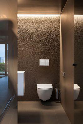 نور مخفی دستشویی