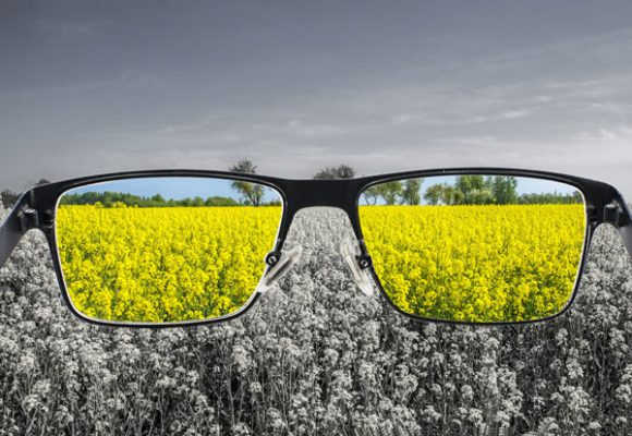 عینک کور رنگی